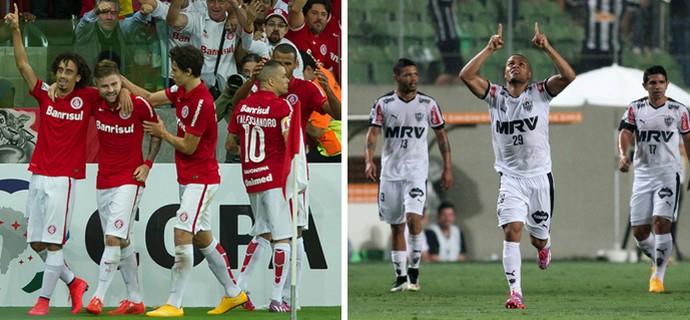 Pela primeira vez, oitavas terão dois duelos entre brasileiros