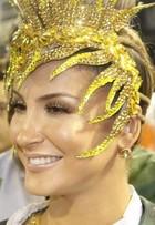 Veja passo a passo de make de Claudia Leitte, rainha da Mocidade