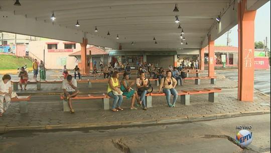 Paralisação afeta linhas municipais e intermunicipais em cidades da RMC