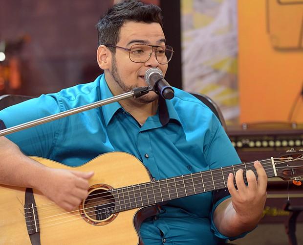 Lui Medeiros (Foto: Camila Serejo/Gshow)
