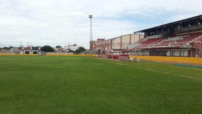 Araguaína estádio  (Foto: Divulgação: Itiro Aquino)