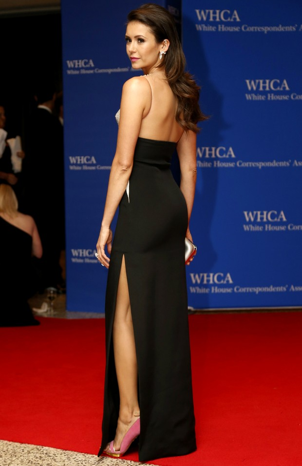 White House Correspondent's Dinner - Nina Dobrev (Foto: Getty Images)