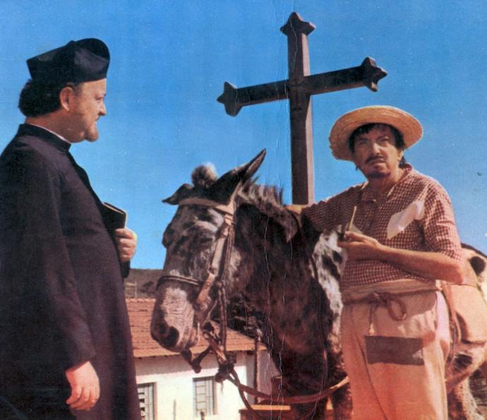 Mazzaropi fez mais de 30 filmes em quase três décadas (Foto: Instituto e Museu Mazzaropi)