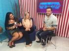 Solange Gomes vira apresentadora de televisão