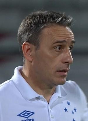 Cruzeiro; Paulo Bento (Foto: Reprodução Premiere)