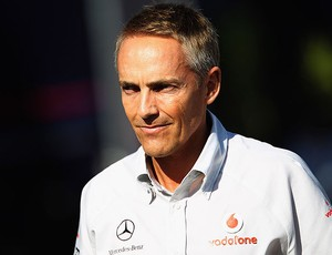 Martin Whitmarsh, chefe da Mc Laren (Foto: Getty Images)