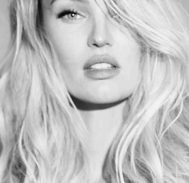 Candice Swanepoel (Foto: Reprodução/Victoria´s Secret)