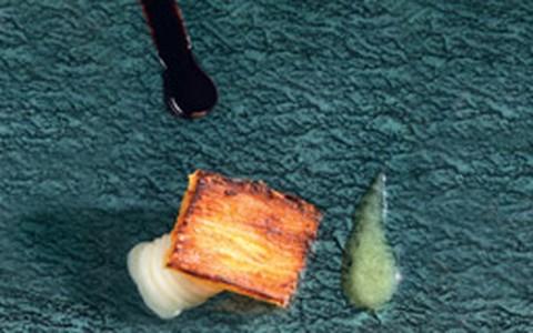 Mil-folhas de mandioca: receita do chef Alex Atala