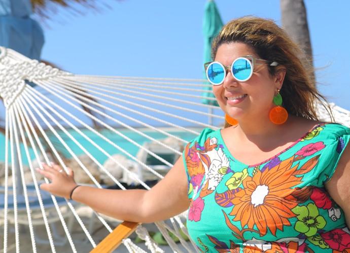 Fabiana Karla está demais! (Foto: Thiago Fontolan / Gshow)