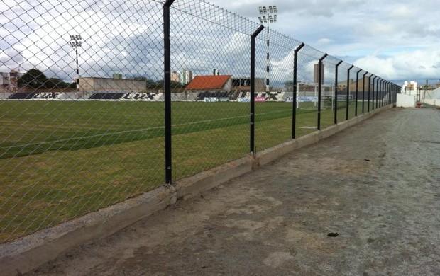 Estádio Presidente Vargas, Treze (Foto: Divulgação / Treze)