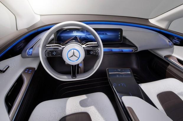 Mercedes-Benz Generation EQ (Foto: Divulgação)