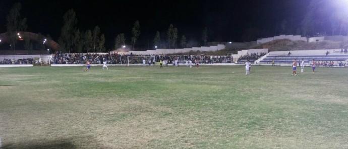 Araripina x Altinho PE Sub-23 (Foto: Divulgação / Federação Pernambucana de Futebol)