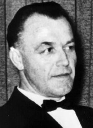 O médico austríaco Aribert Heim em foto de 1959, divulgada 50 anos depois pela polícia da Alemanha (Foto: AFP)