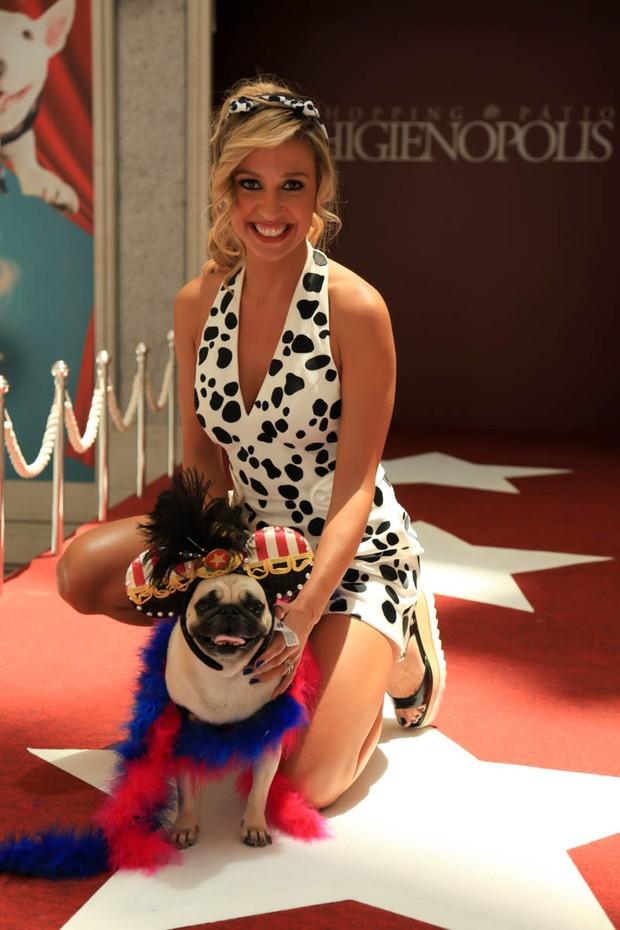 Luisa Mell  (Foto: Marcos Ribas/Brazil News)