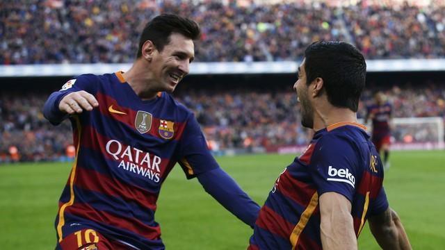 9eb1a7082a Barcelona x Atlético de Madrid - Campeonato Espanhol 2015-2016 ...