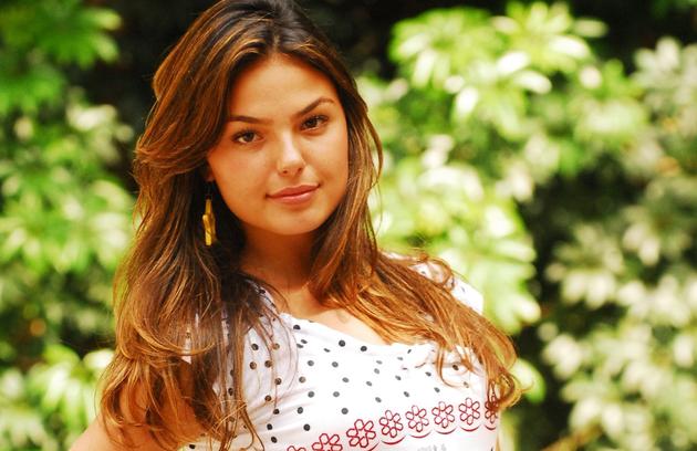 A espevitada Rakelli foi sua personagem em 'Beleza pura' (2008) (Foto: TV Globo)