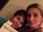 Andressa Urach sobre o seu passado: 'Contei tudo para o meu filho'