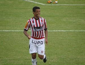 Marcelo Macedo, jogador do Paulista de Jundiaí (Foto: Divulgação/Paulista)