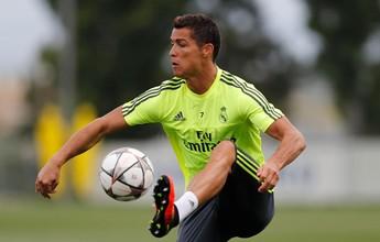 CR7 garante estar 100% para final e reforça desejo de parar no Real Madrid