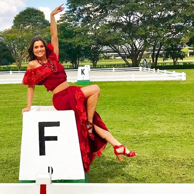 Flavia Alessandra (Foto: Reprodução/Instagram)