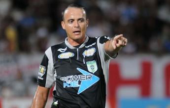 Nielson Nogueira vai apitar jogo entre Central e Sport no hexagonal do título