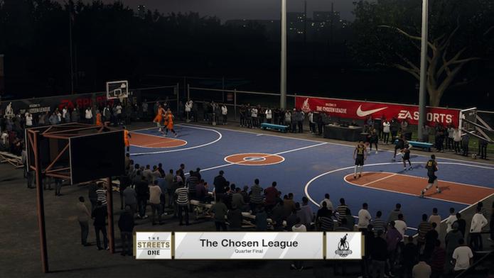 816bff878c NBA Live 18 (Foto  Reprodução Murilo Molina)