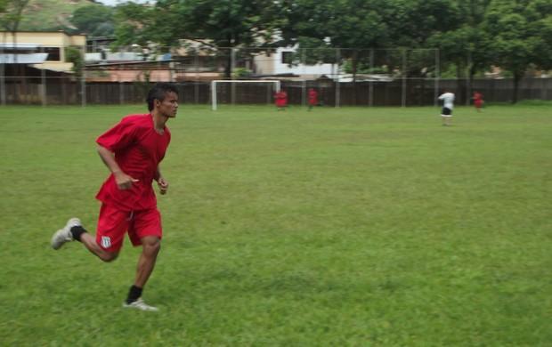 O velho conhecido da torcida, Maranhão, já esteve no Social por duas temporadas. (Foto: Patrícia Belo/ Globoesporte.com)