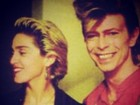 Famosos como Madonna e Kanye West lamentam morte de David Bowie