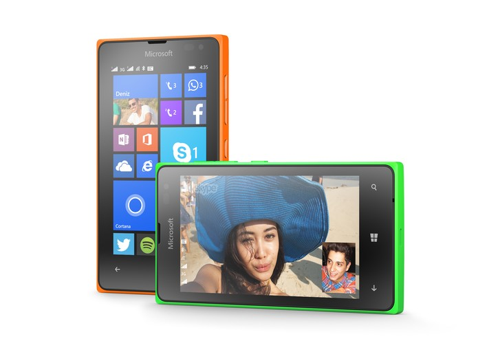 Microsoft Lumia 435 chega ao Brasil com preço atraente de R$ 329 (Foto: Divulgação Microsoft)