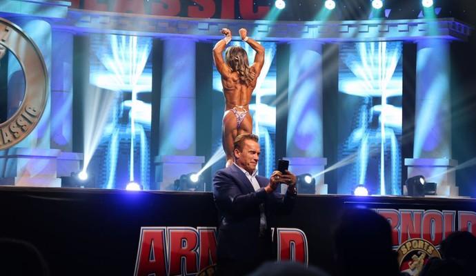 Arnold Classic (Foto: Foto/ Divulgação: Palmer Assessoria de Comunicação)