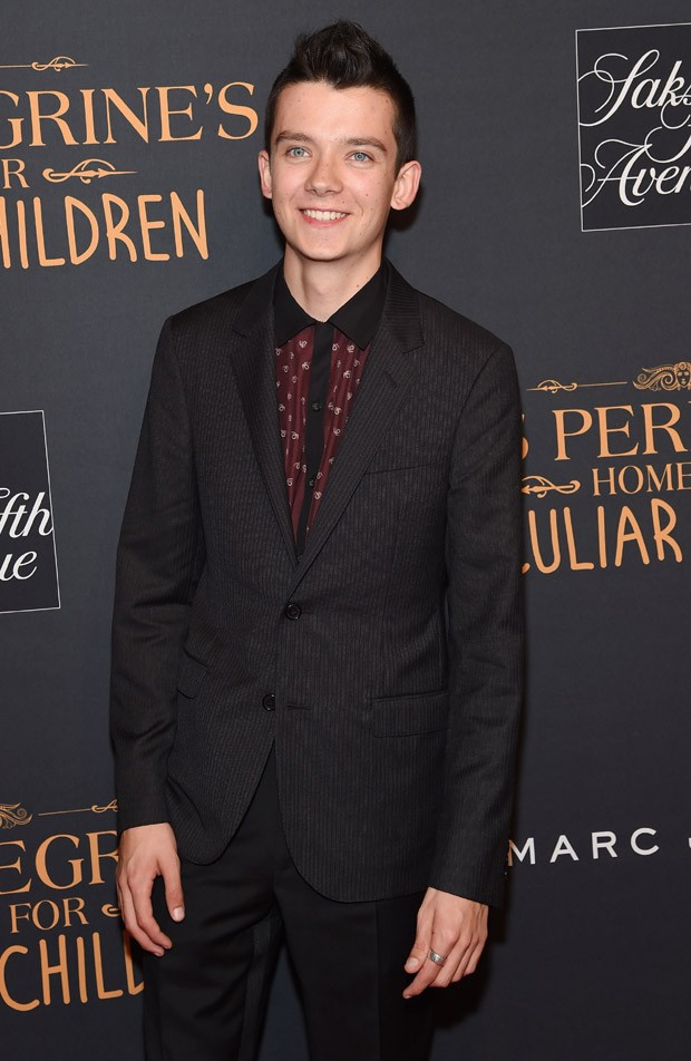 Asa Butterfield (Foto: Jamie McCarthy/Getty Images)