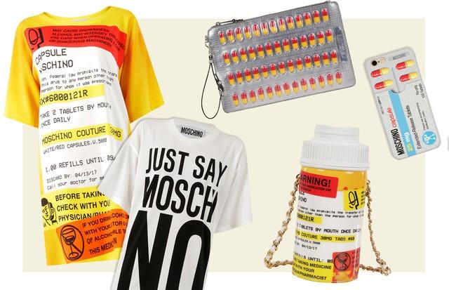Moschino (Foto: Reprodução)