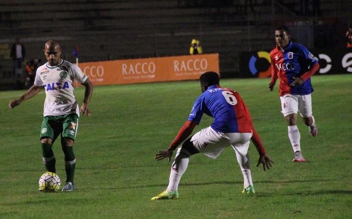 Nadson Paraná (Foto: Chapecoense/Divulgação)