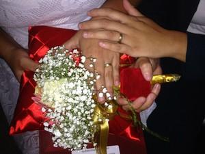 Com casamento, Ilma e Fernanda pretendem adotar uma criança (Foto: Fabiana Figueiredo/G1)