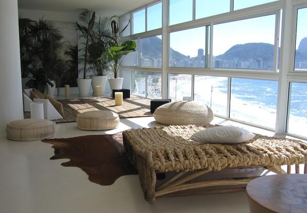 Airbnb comprou a empresa Oasis Collections, especialista em aluguel de imóveis de luxo (Foto: Reprodução/Oasis Collections)