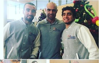 Lesionado, Rafael abre mão de salário para destiná-lo a crianças com câncer
