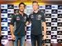 """Kvyat e Ricciardo ignoram novela com a Renault: """"Nós apenas pilotamos"""""""