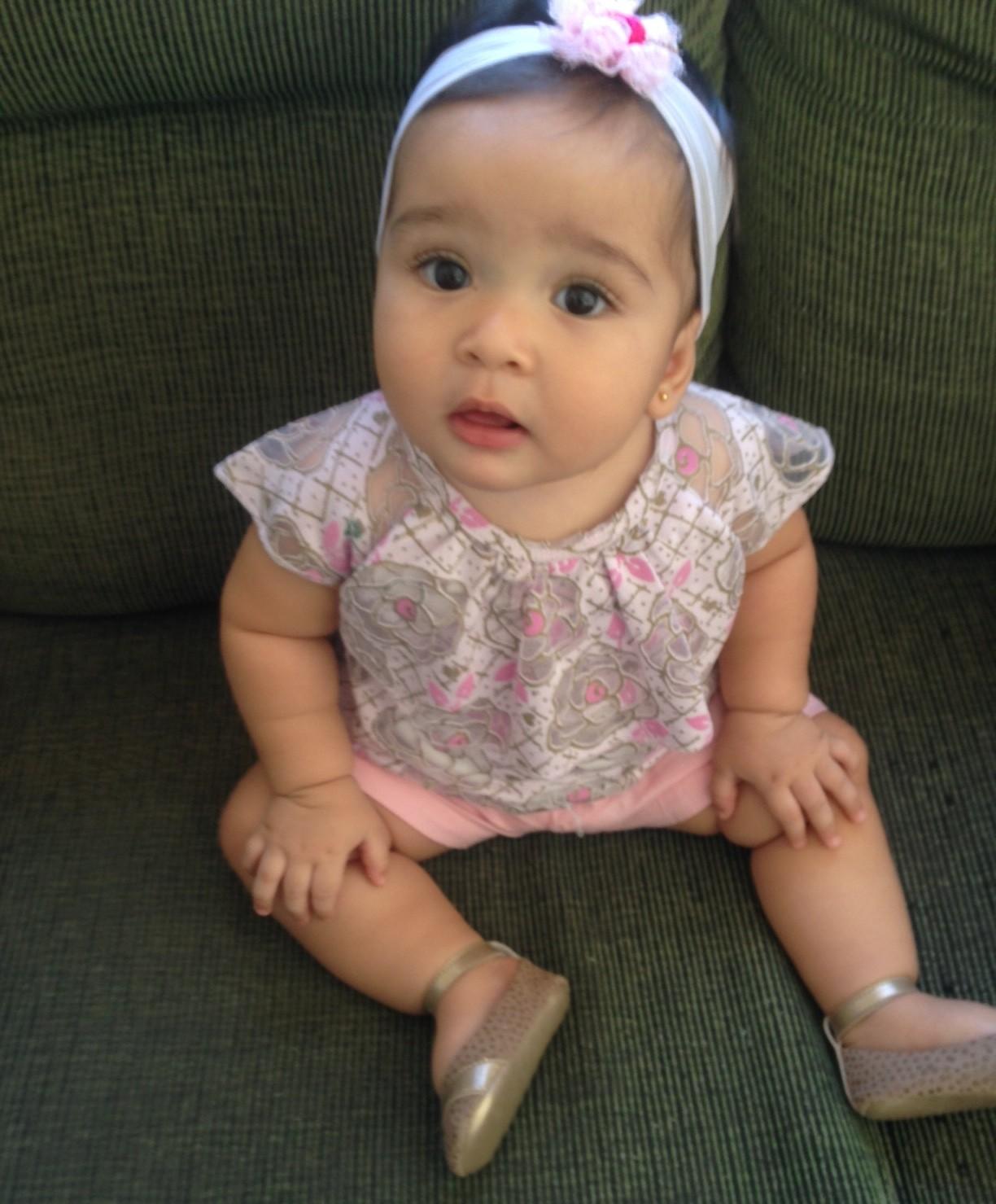 Luna Souza Albuquerque Rocha (Foto: Arquivo pessoal)