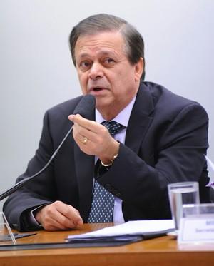 Jovair Arantes deputado federal vice-presidente do Atlético-GO (Foto: Lúcio Bernardo Jr / Câmara dos Deputados)