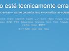 Twitter fica fora do ar