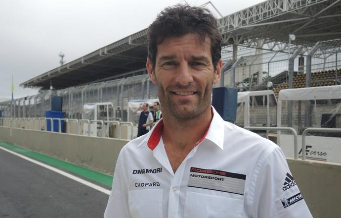 Mark Webber 6 Horas de SP Interlagos (Foto: David Abramvezt)