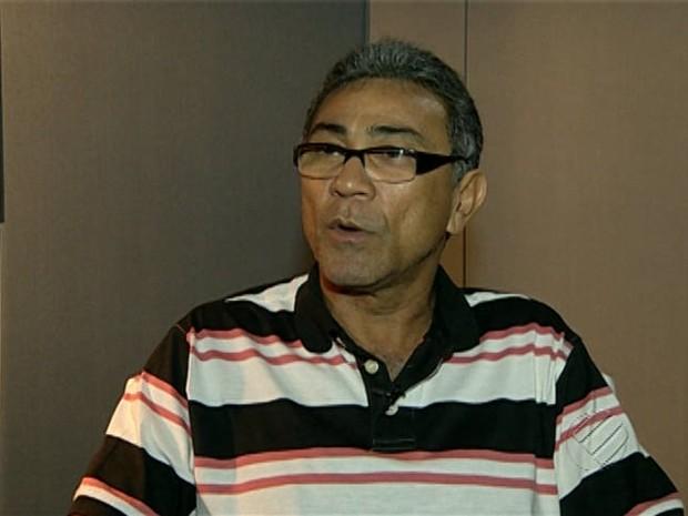 João Luiz Melo, Prefeito de Soure, PA (Foto: Reprodução/ TV Liberal)