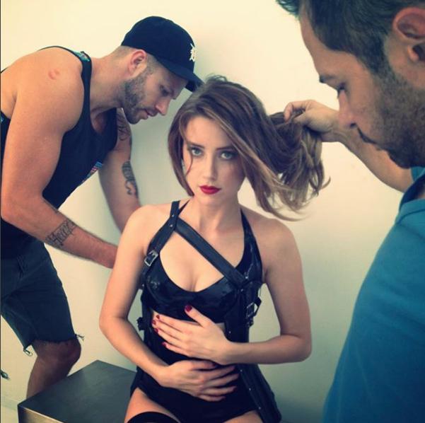 Amber Heard (Foto: Reprodução/Instagram)