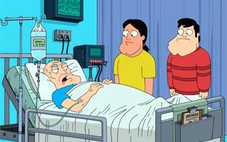 Stan descobre que o irmão ficou com a melhor parte da herança do bisavô (Foto: Divulgação / Twentieth Century Fox)