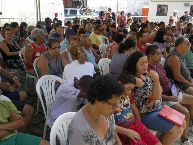 Passagem de ônibus por R$0,50 começa a valer em Cabo Frio, RJ (Foto: Heitor Moreira/G1)