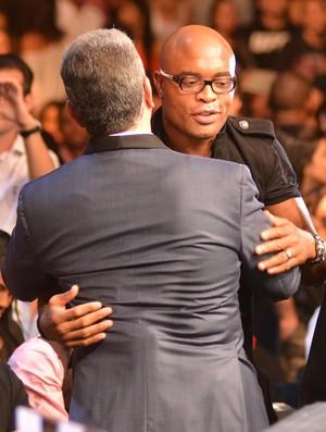 Anderson Silva UFC Rio 5, MMA (Foto: André Durão / Globoesporte.com)