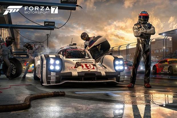 Game Forza Motorsport 7 (Foto: Divulgação)