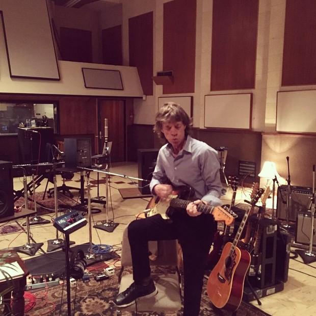 Mick Jagger (Foto: reprodução/instagram)