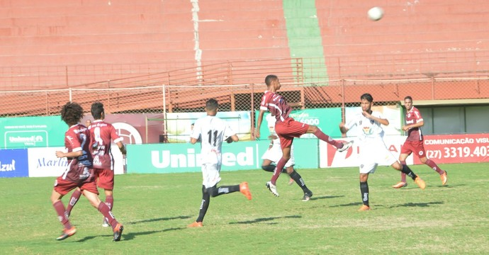Capixabão Sub-20: Desportiva x Atlético-ES (Foto: Bernardo Barbosa/Desportiva Ferroviária)