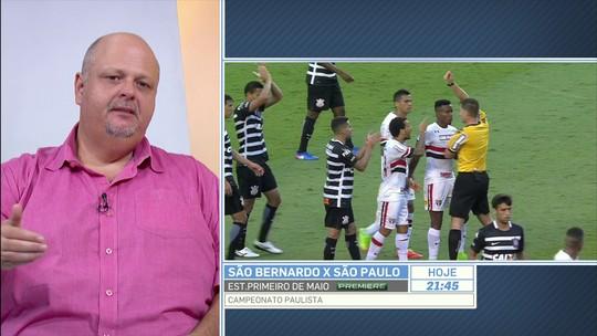 """Jornalista diz que Everton Ribeiro seria """"excelente contratação"""" no São Paulo"""